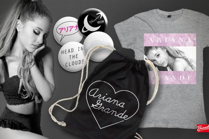 Ariana Grande Fanpakete Bravado