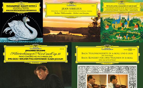Diverse Künstler, Tonträger mit Stil - Fünf Neuerscheinungen auf Vinyl