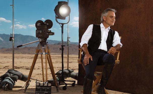 Andrea Bocelli, Künstler, die die Welt bewegten – Andrea Bocelli