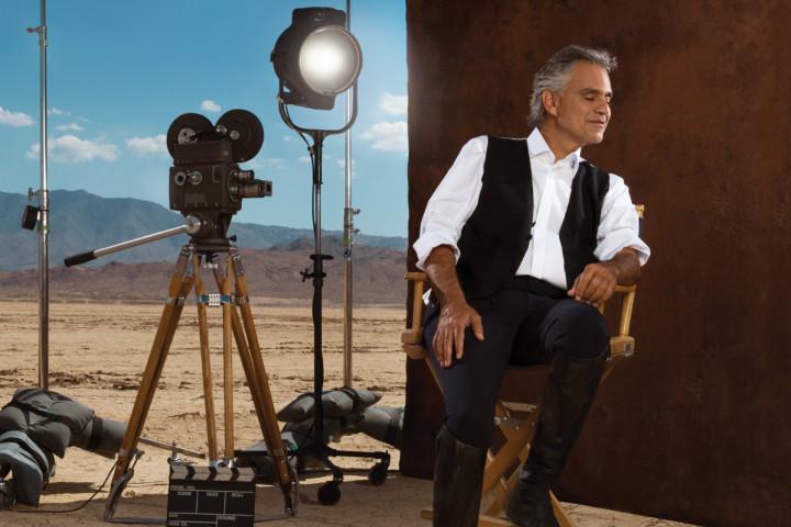 Andrea Bocelli Cinema 2015
