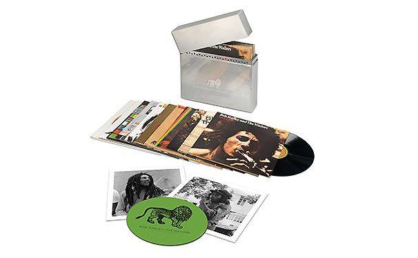 Bob Marley, Das Jubiläumsjahr zu Bob Marley's 70. Geburtstag geht weiter – mit der Veröffentlichung zweier Vinyl Box-Sets!