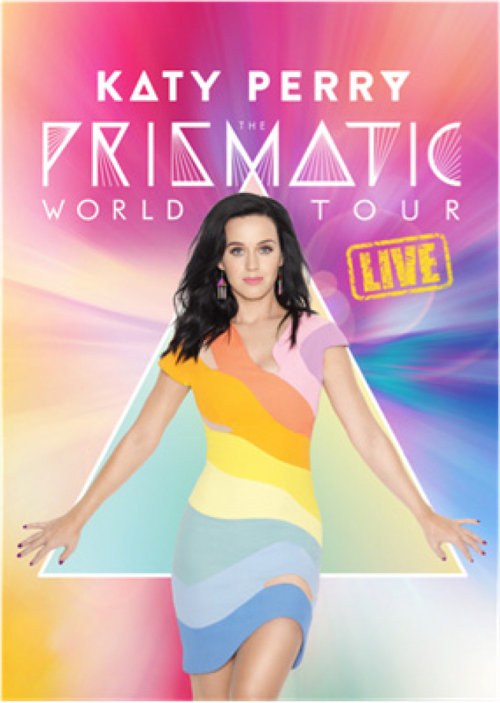 The Prismatic World Tour Live (Blu-ray)