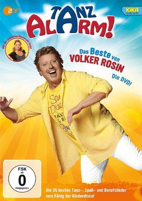 Volker Rosin, KiKA Tanzalarm! Das Beste von Volker Rosin, 00602547420527