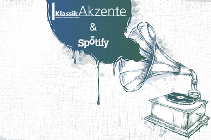 KlassikAkzente auf Spotify
