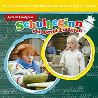 Pippi Langstrumpf, Schulbeginn mit Astrid Lindgren, 00602547162748