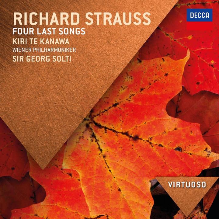 Strauss, R: Four Last Songs; Mahler: Lieder eines fahrenden Gesellen; Kindertotenlieder