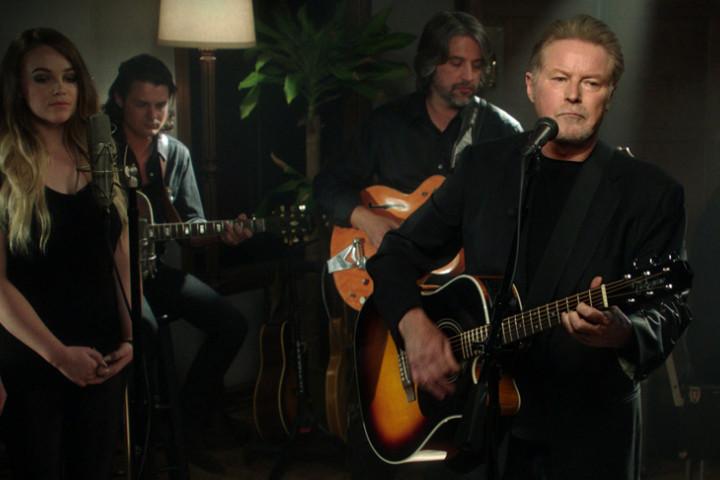 Don Henley Ausschnitt Cover