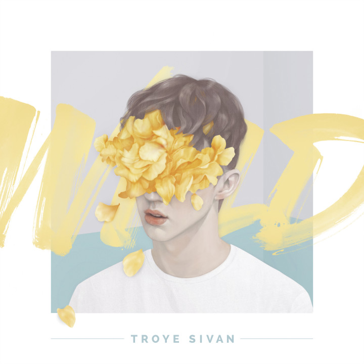 Troye Sivan Wild Cover