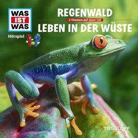 Was ist Was, 24: Der Regenwald/ Leben in der Wüste, 09783788627256