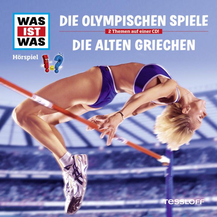 Was ist was - 26: Die Olympischen Spiele/ Die alten Griechen