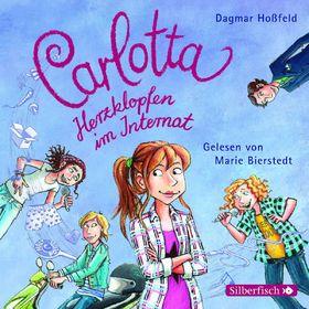 Dagmar Hoßfeld, Carlotta - Herzklopfen im Internat (Band 6), 09783867425544