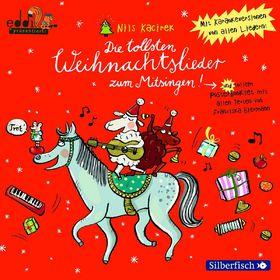 Various Artists, Nils Kacirek: Die tollsten Weihnachtslieder zum Mitsingen, 09783867425483