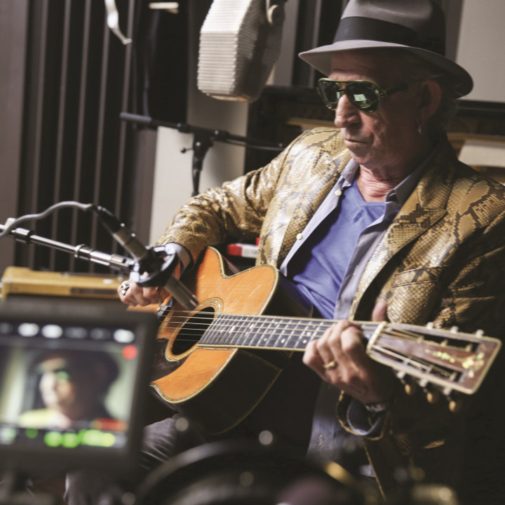 Keith Richards 2015
