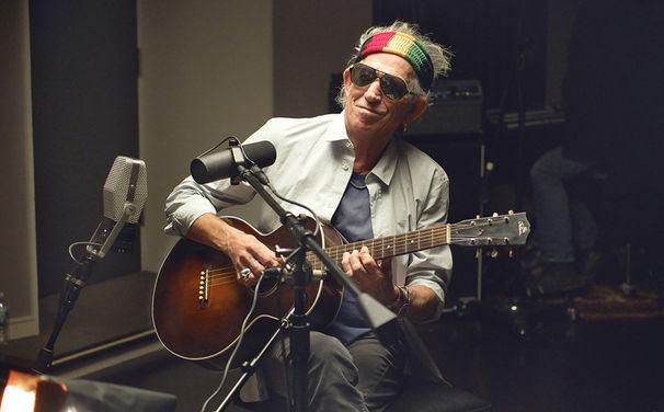 Keith Richards, Keith Richards bei titel, thesen, temperamente: Erfahrt, was das neue Album Crosseyed Heart maßgeblich beeinflusst hat