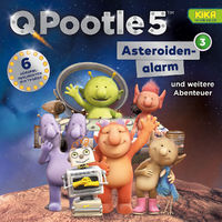 Q Pootle 5, 03: Asteroidenalarm und weitere Abenteuer, 00602547368287
