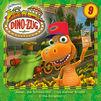 Der Dino-Zug, 09: Adam, die Schildkröte / Tilos kleiner Bruder /  Erma Eoraptor