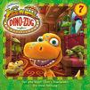 Der Dino-Zug, 07: Der alte Vogel / Don's Diamanten / Die Dino-Tarnung