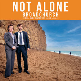 Ólafur Arnalds, Not Alone - Broadchurch, 00602547282316