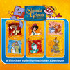 SimsalaGrimm, SimsalaGrimm Hörspielbox, Vol. 1