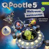 Q Pootle 5, 01: Weltraumwettrennen und weitere Abenteuer, 00602547194664