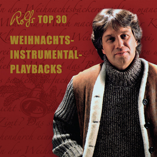 Rolfs Top 30 Weihnachts-Instrumental-Playbacks