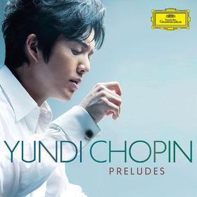 Yundi, Chopin: Raindrop Prelude, 00028948120338