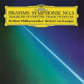 Die Berliner Philharmoniker, Brahms: Symphony No.3 In F, Op.90; Tragic Overture, Op.81, 00028947950462