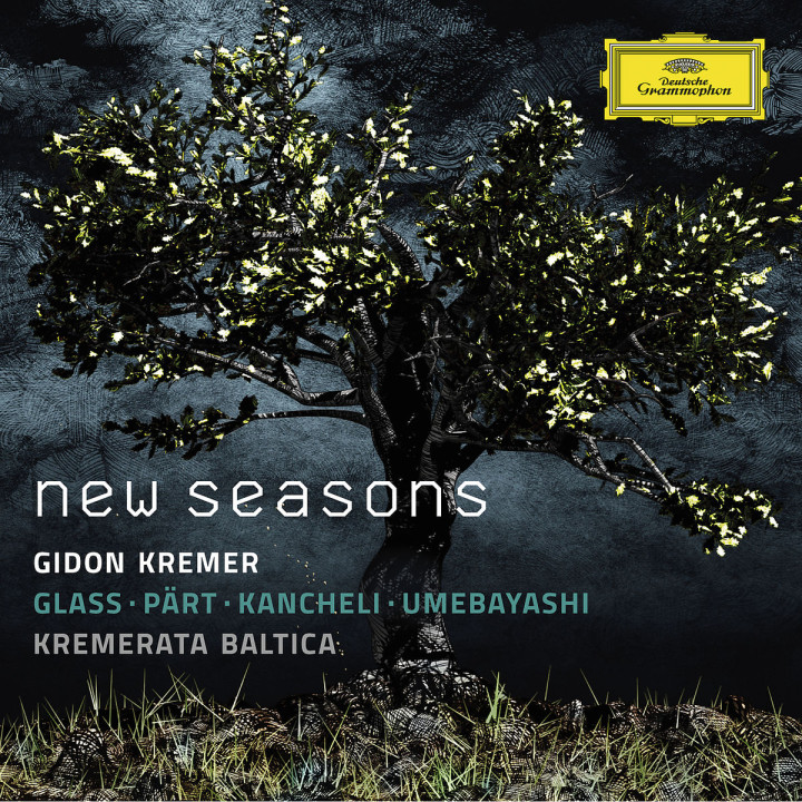 New Seasons - Glass, Pärt, Kancheli, Umebayashi