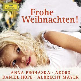 Anna Prohaska, Frohe Weihnachten!, 00028947910848