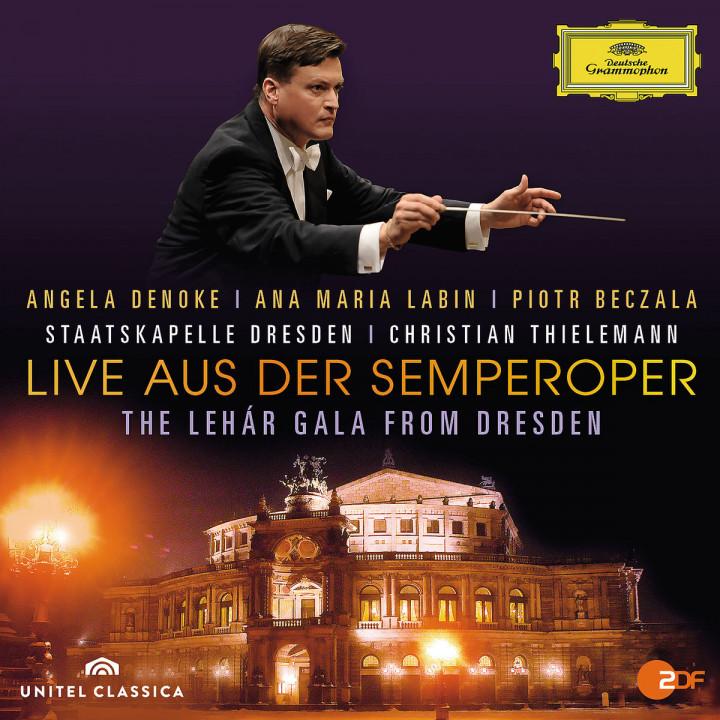 Live aus der Semperoper - The Lehár Gala From Dresden