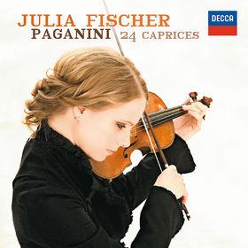 Julia Fischer, Paganini: 24 Caprices, Op.1, 00028947824084