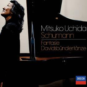 Mitsuko Uchida, Schumann: Davidsbündlertanzer; Fantasie, Op.7, 00028947822813