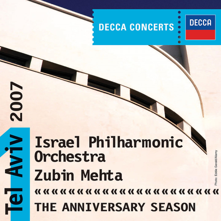 Israel Philharmonic - The  Anniversary Season