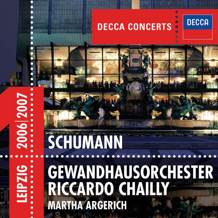 Schumann: Piano Concerto / Symphony No.4