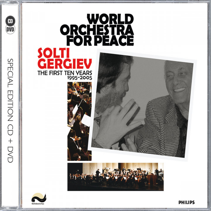 World Orchestra For Peace 10th Anniversary - with bonus track