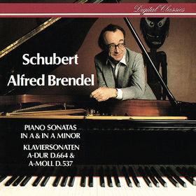 Alfred Brendel, Schubert: Piano Sonatas Nos. 4 & 13, 00028947890140