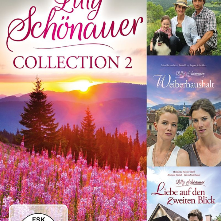Lilly Schönauer Collection 2 (3DVD)