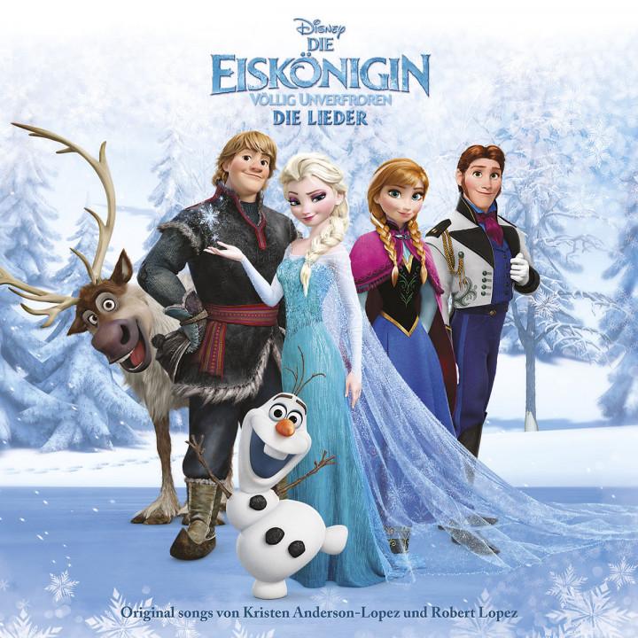 Die Eiskönigin - Völlig Unverfroren - Die Lieder