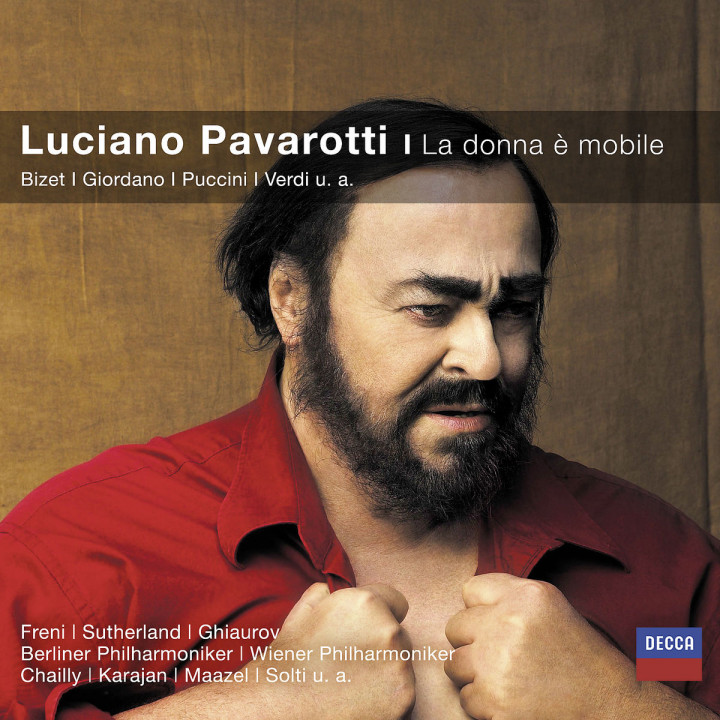 Pavarotti: La donna e mobile (Classical Choice)