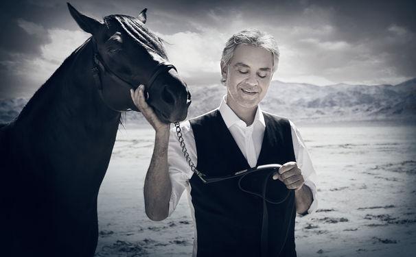Andrea Bocelli, Cinema im TV - Andrea Bocelli zu Gast im ZDF Morgenmagazin