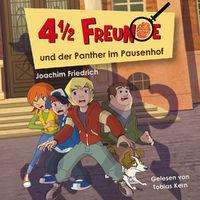 4 1/2 Freunde, 02: 4 1/2 Freunde und der Panther im Pausenhof, 00602547310361