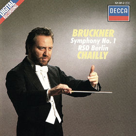 Riccardo Chailly, Bruckner: Symphony No. 1, 00028947892557