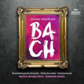 Johann Sebastian Bach, BACH, 00028947953845