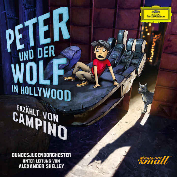 Peter und der Wolf in Hollywood (Deluxe Edt.)