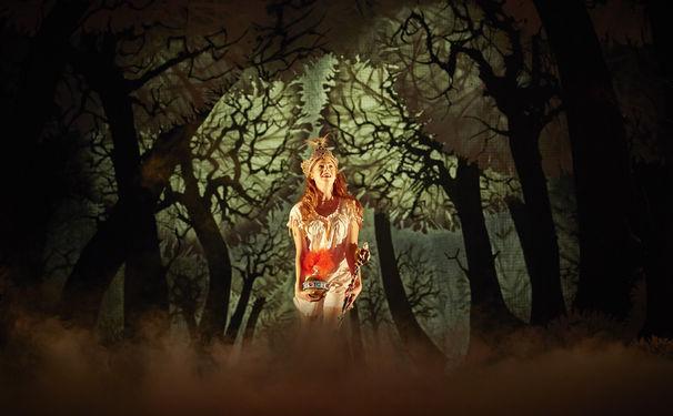 Tori Amos, Musikalische Märchenwelt - The Light Princess von Tori Amos erscheint als Doppelalbum