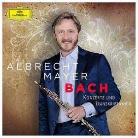 Albrecht Mayer, Bach - Konzerte und Transkriptionen, 00028948234943
