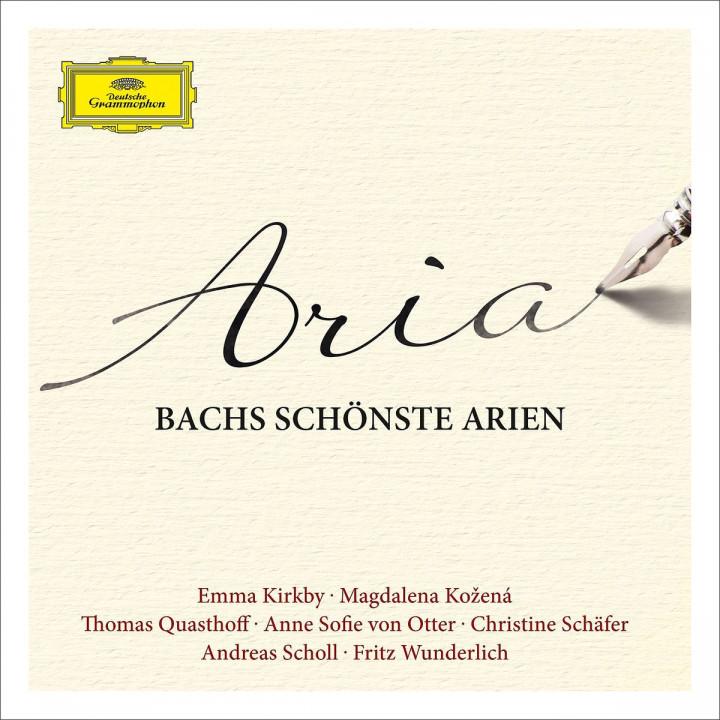 Aria - Bachs schönste Arien