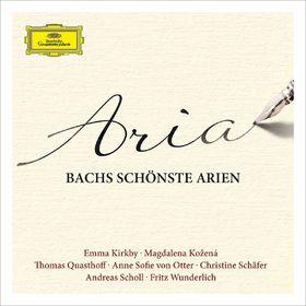 Johann Sebastian Bach, Aria - Bachs schönste Arien, 00028948229673