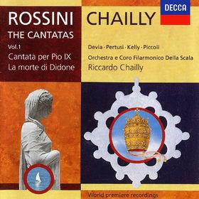 Riccardo Chailly, Rossini: Cantatas Vol. 1 - La Morte di Didone; Cantata per Pio IX, 00028947892663