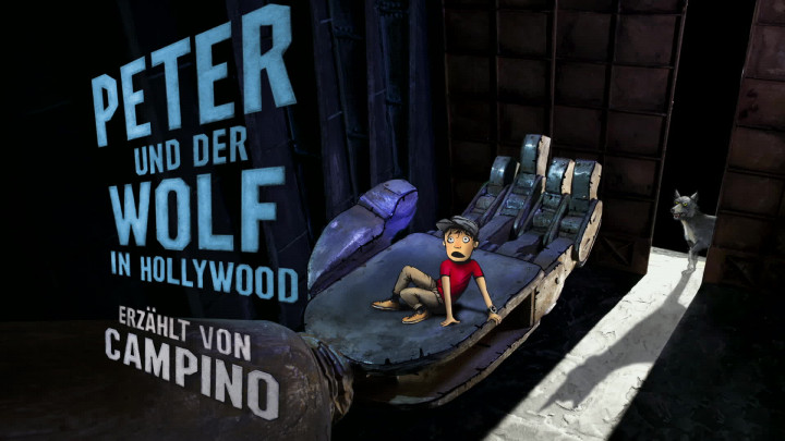 Peter und der Wolf in Hollywood (Trailer)